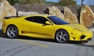 Ferrari Tint