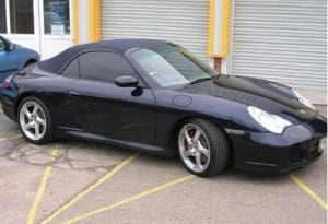 Porsche Tint