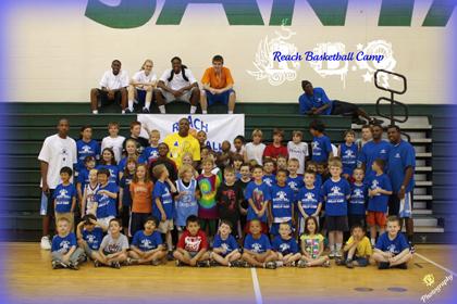 Reach Basketball Program